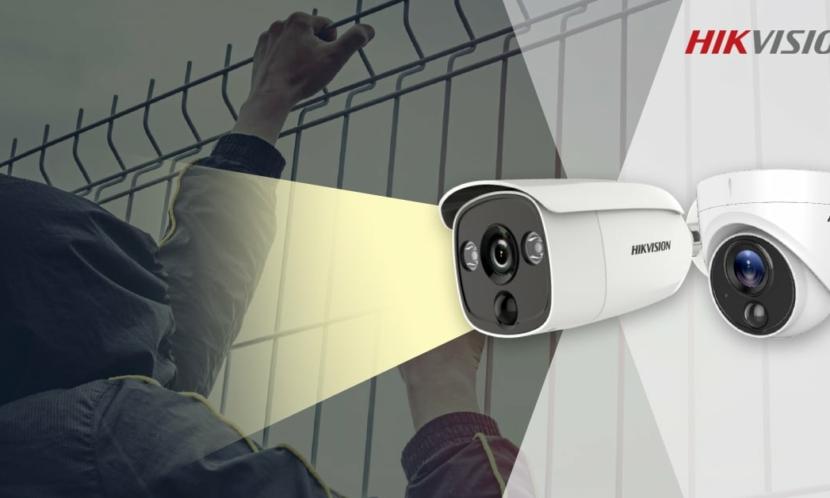 Відеонагляд Від реактивної до проактивної охорони периметра з камерами Hikvision Turbo HD PIR