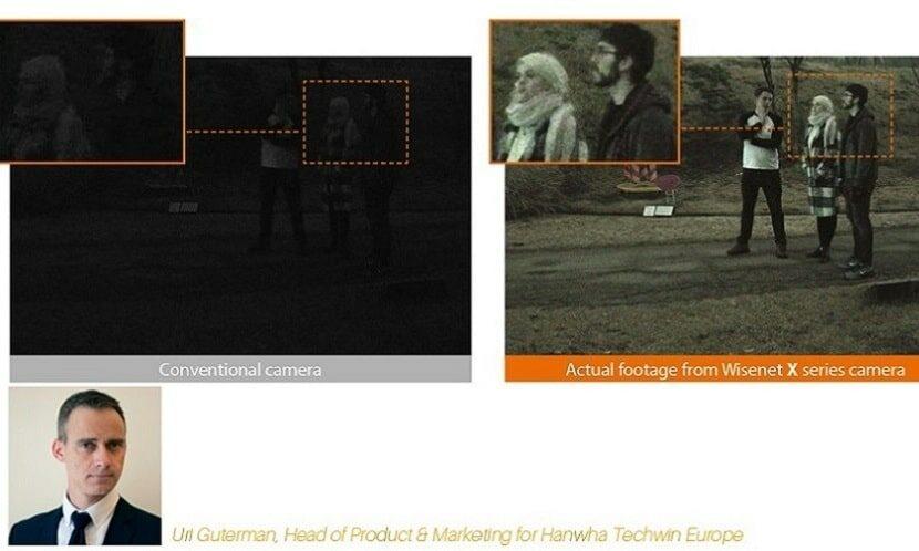 Відеонагляд Перехід до камер, які працюють в умовах низької освітленості