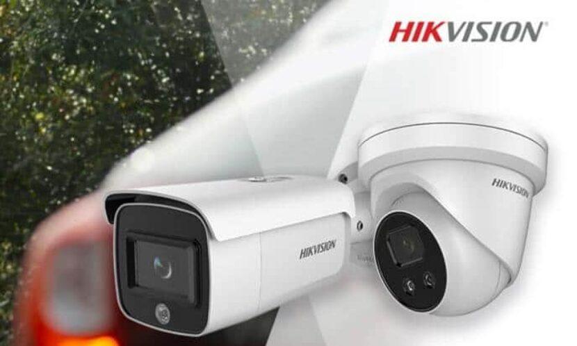 Відеонагляд Hikvision AcuSense: мережеві камери з вбудованою світлозвуковою сиреною