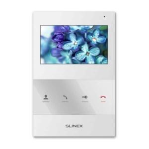 Домофони/Відеодомофони Відеодомофон Slinex SQ-04 white