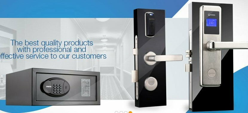 Reviews Modern hotel electronic economy class locks