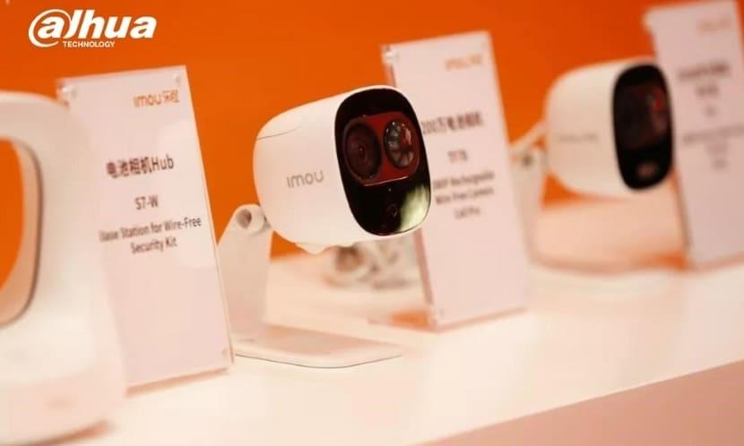 Video surveillance Cloud surveillance from Dahua: connection, tariff plans