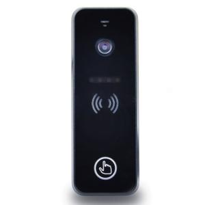 Intercoms/Video Doorbells Video Doorbell Tantos iPanel 2 Black