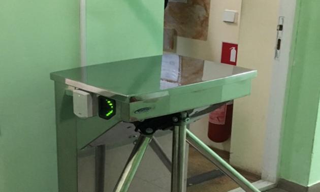 Використання Алкотестеру в системі контролю та управління доступом на об'єктах Агрохолдингу (Черкаська область)