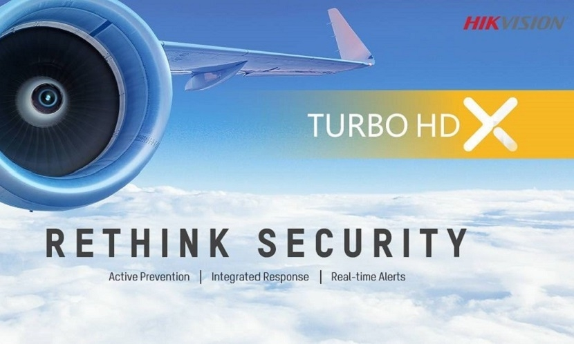 Video surveillance Hikvision Introduces New Turbo HD X Security Solution