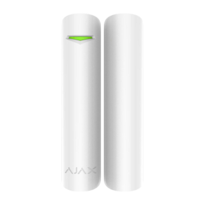 Security systems/Detectors Wireless magnetic opening detector Ajax DoorProtect Plus white with shock and tilt sensor