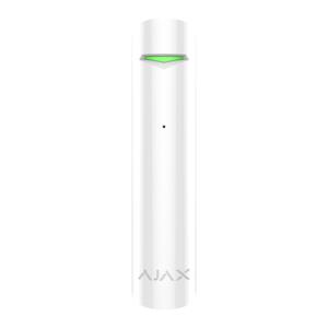 Охоронні системи/Датчики Бездротовий датчик розбиття скла Ajax GlassProtect white