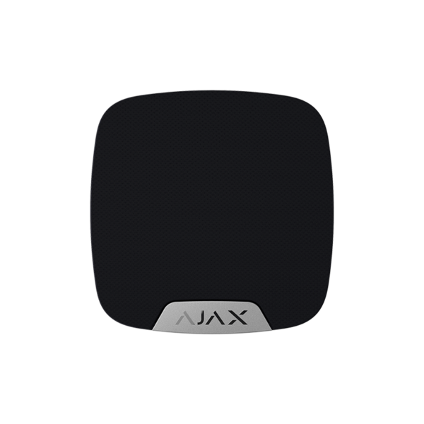 Security Alarms/Sirens Wireless indoor siren Ajax HomeSiren black