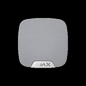 Охоронні системи/Сирени Бездротова кімнатна сирена Ajax HomeSiren white