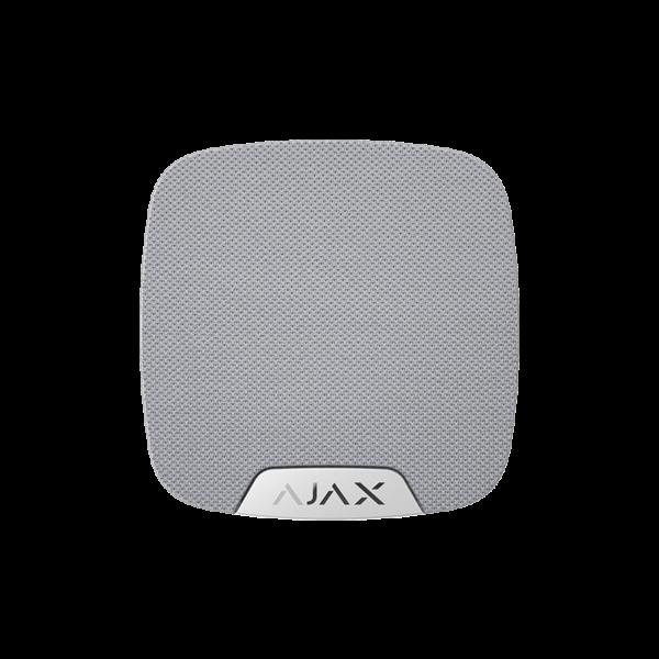 Охранные сигнализации/Сирены Беспроводная комнатная сирена Ajax HomeSiren white