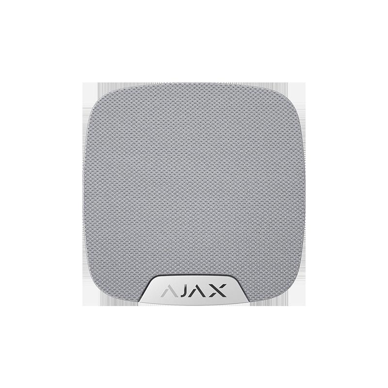 Бездротова кімнатна сирена Ajax HomeSiren white