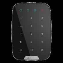 Охранные системы/Клавиатуры Беспроводная сенсорная клавиатура Ajax KeyPad black