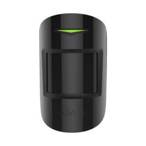 Охранные системы/Датчики Беспроводный датчик движения Ajax MotionProtect Plus black с микроволновым сенсором
