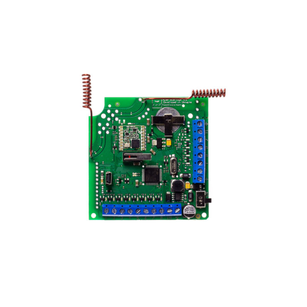 Security Alarms/Integration Modules, Receivers Module Ajax ocBridge plus for Ajax device integration with third-party wired and hybrid security systems