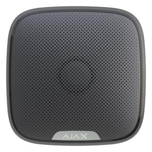 Охранные системы/Сирены Беспроводная уличная сирена Ajax StreetSiren black
