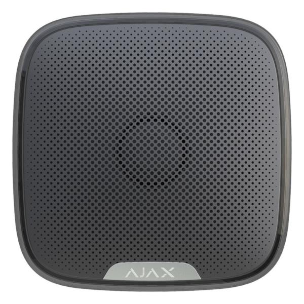 Security Alarms/Sirens Wireless outdoor siren Ajax StreetSiren black