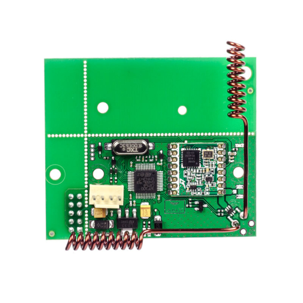 Security Alarms/Integration Modules, Receivers Module Ajax uartBridge for Ajax device integration with third-party wireless security and smart home systems