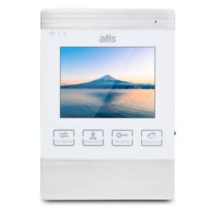 Домофони Відеодомофон Atis AD-470M S white
