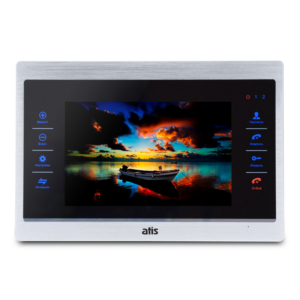 Домофони/Відеодомофони Відеодомофон Atis AD-740HD S black
