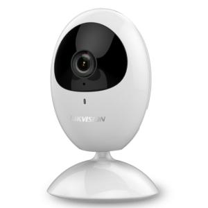 Відеонагляд/Камери відеоспостереження 2 Мп Wi-Fi IP-відеокамера Hikvision DS-2CV2U21FD-IW