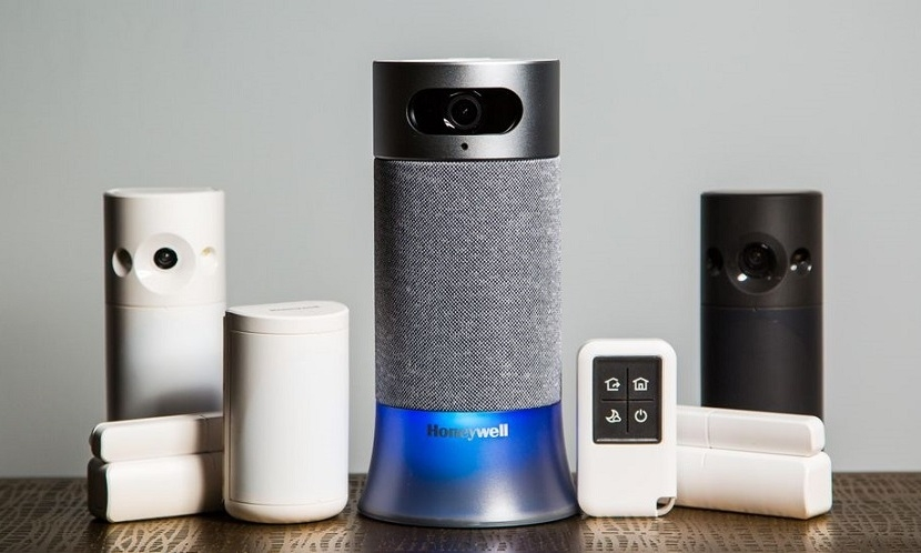 Reviews Home Security System Honeywell Smart Home Security