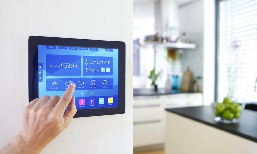 Охоронні системи Запит на безпеку залишається основою інтересу до розумного будинку