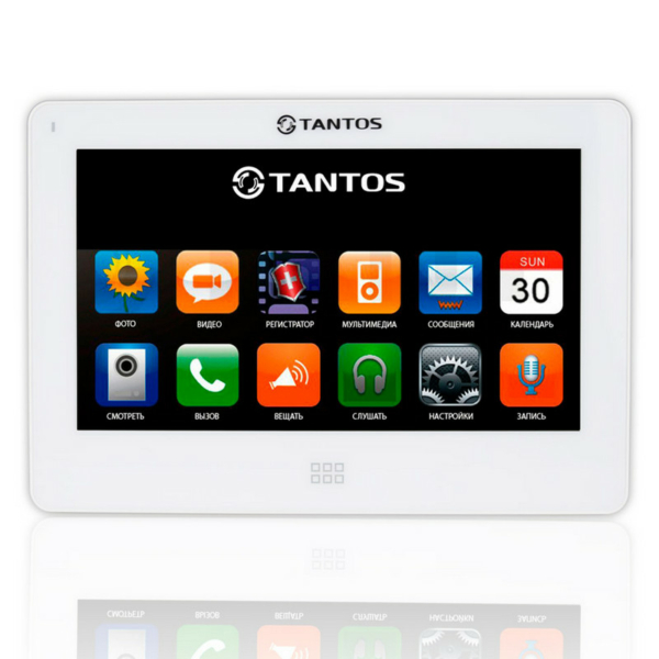 Intercoms/Video intercoms Video intercom Tantos Neo slim 7