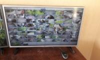 Система відеоспостереження для тракторного стану на сільськогосподарському підприємстві Чернігівщини