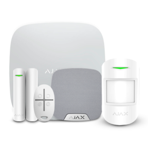 Security systems/Alarm Kits Wireless Alarm Kit Ajax StarterKit + HomeSiren white