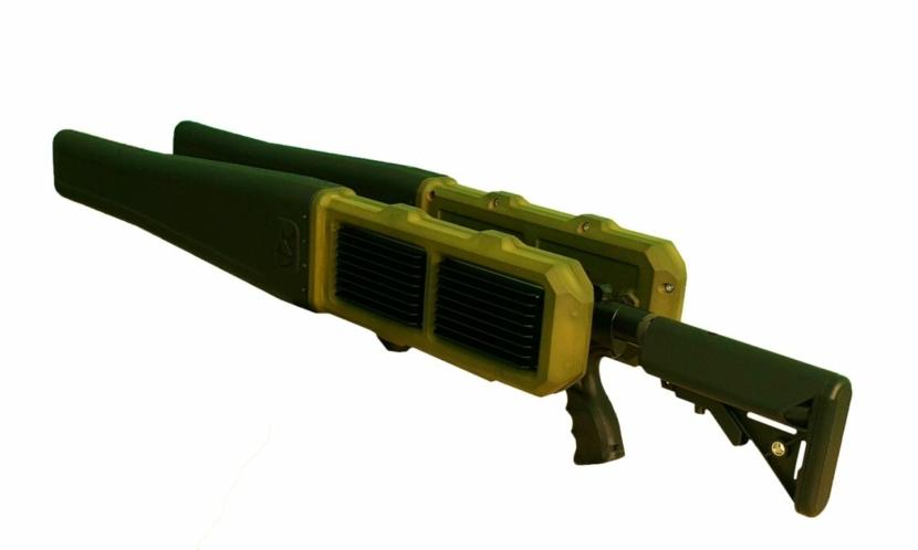 Дроны KVS ANTIDRON: Портативная глушилка дронов