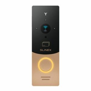 Домофоны/Вызывные видеопанели Вызывная видеопанель Slinex ML-20CR gold+black