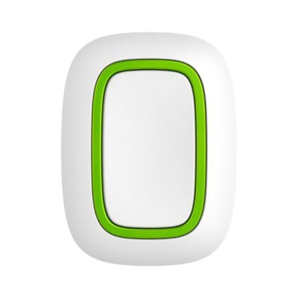 Охранные сигнализации/Тревожные кнопки, Брелоки Тревожная кнопка Ajax Button white
