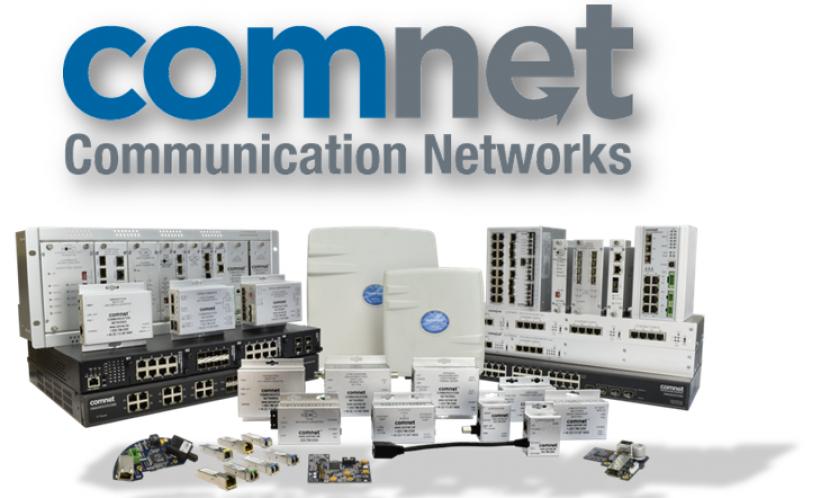 Відеонагляд ComNet - вибір №1 серед вендорів промислового мережевого обладнання