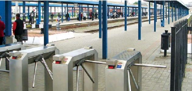 Автоматизована система контролю і оплати доступу на платформах залізничного вокзалу у Львові