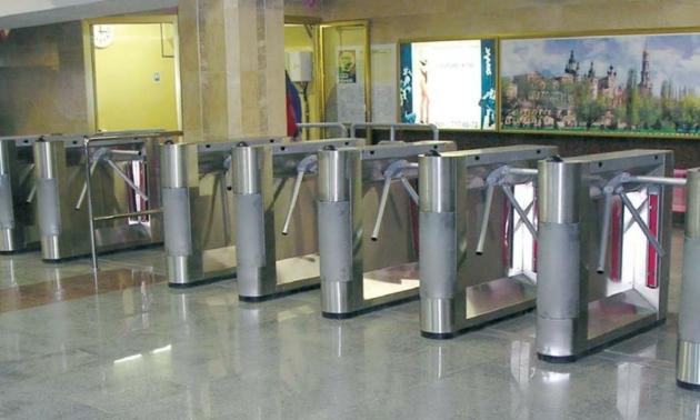 Система автоматизованої оплати проїзду у метрополітені