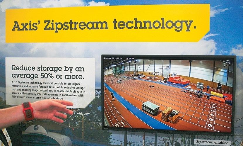 Новости Axis Zipstream: технология улучшения битрейта, которая превзошла все ожидания