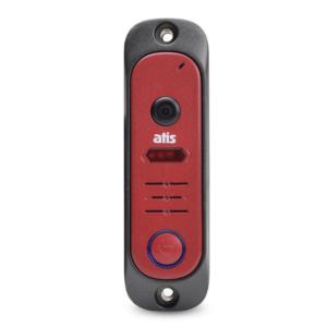 Intercoms/Video Doorbells Video Doorbell Atis AT-380HD red