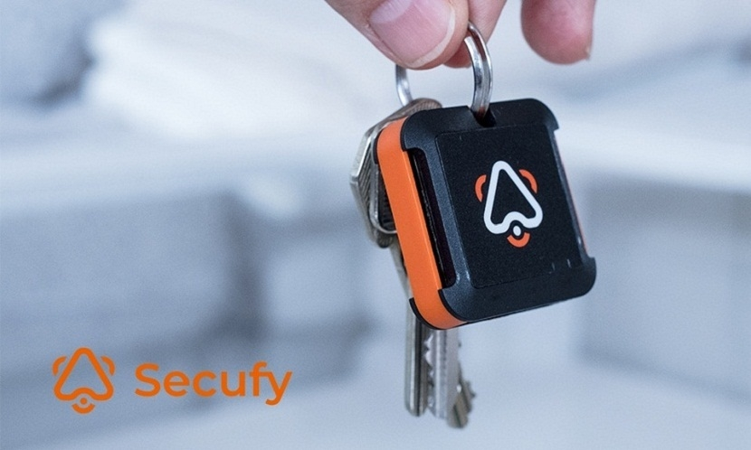 Security systems Secufy SOS: personal alarm button that is always with you