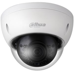 Видеонаблюдение/Камеры видеонаблюдения 1.3 Мп Wi-Fi IP-видеокамера Dahua DH-IPC-HDBW1120E-W (2.8 мм)