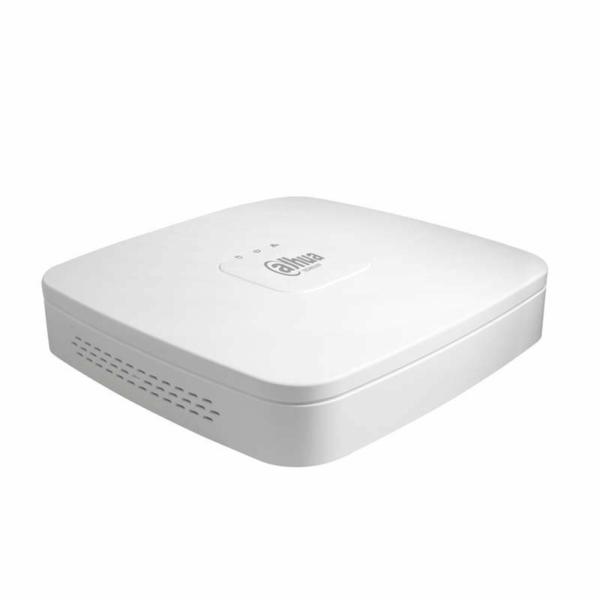 Video surveillance/Video recorders 8-channel NVR Video Recorder Dahua DH-NVR4108-8P-4KS2