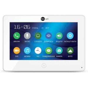 Домофоны/Видеодомофоны Видеодомофон Neolight Alpha HD white