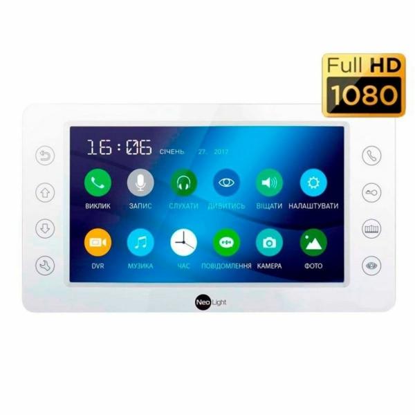 Intercoms/Video intercoms Video intercom Neolight Kappa+ HD white