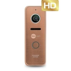Домофоны/Вызывные видеопанели Вызывная видеопанель Neolight Prime HD bronze