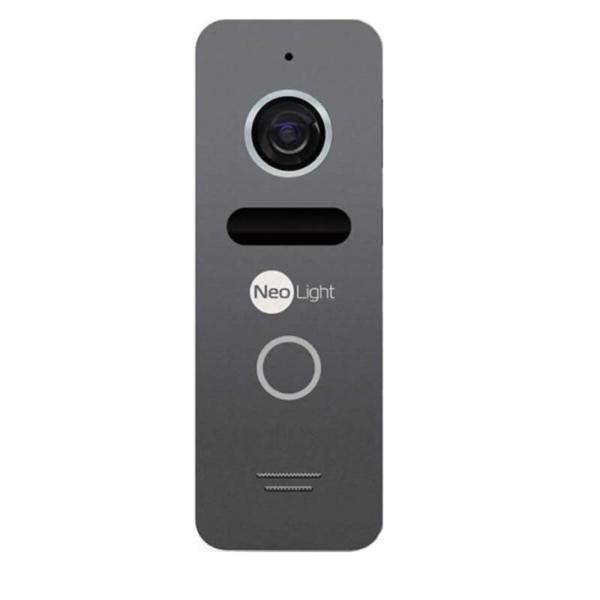 Домофони/Викличні відеопанелі Виклична відеопанель Neolight Solo X graphite