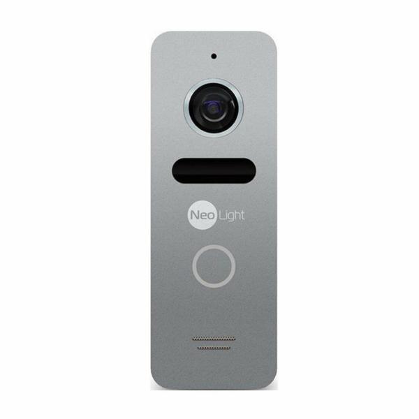 Домофоны/Вызывные видеопанели Вызывныая видеопанель NeoLight Solo silver