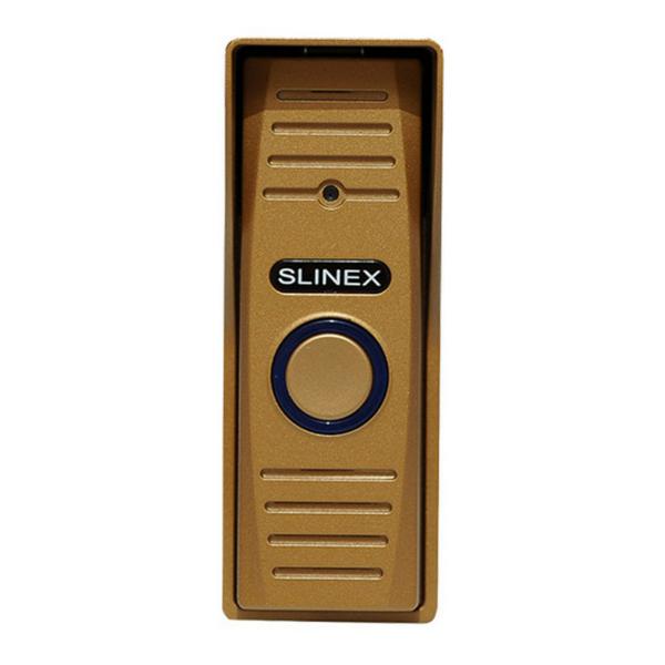 Домофони/Викличні відеопанелі Виклична відеопанель Slinex ML-15HD copper