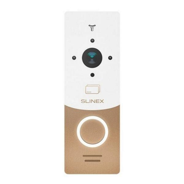 Intercoms/Video Doorbells Video Doorbell Slinex ML-20CR gold+white