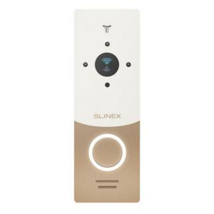 Intercoms/Video Doorbells Video Doorbell Slinex ML-20HR gold+white
