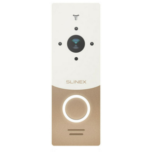 Intercoms/Video Doorbells Video Doorbell Slinex ML-20IP gold+white