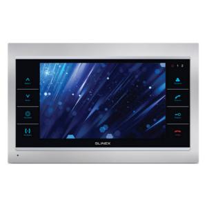 Intercoms/Video intercoms Video intercom Slinex SL-10M silver+black
